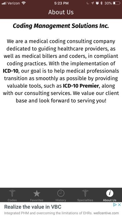 ICD-10 Premier  2018 screenshot-7