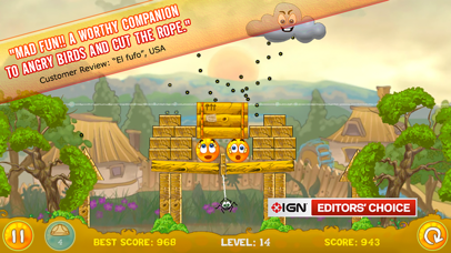 Cover Orange (Ad Supported) screenshot 1