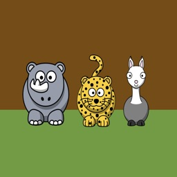 Crazy Animal Stickers