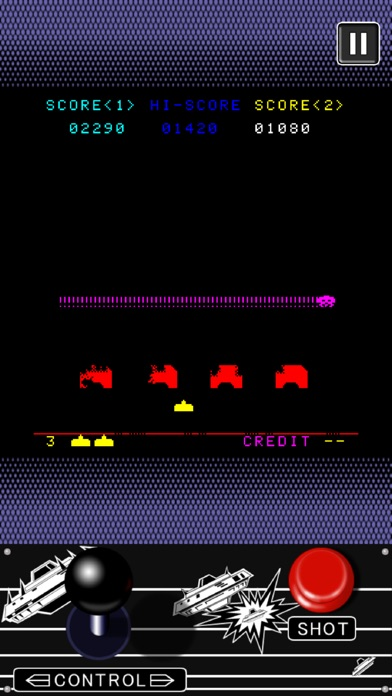 Space Invaders review screenshots
