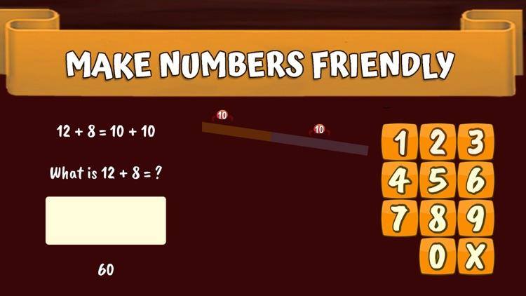 Math Bridges Number Sense Game screenshot-4