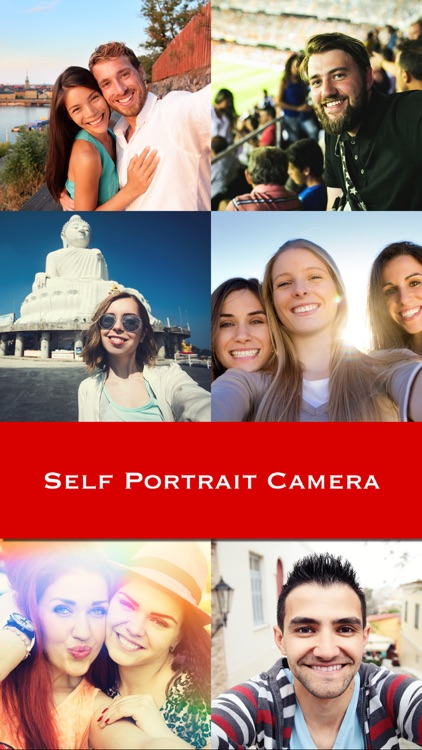 Self Portrait Camera Pro