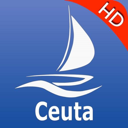 Ceuta GPS Nautical Charts Pro