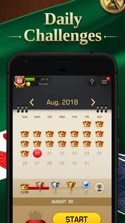 World of Solitaire: Card game screenshot-3