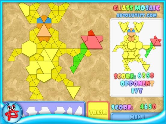 Скачать игру Glass Mosaic: Мозаика