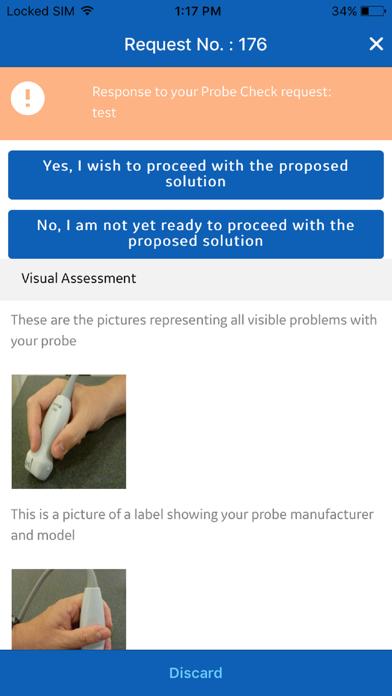 Probe Care screenshot three