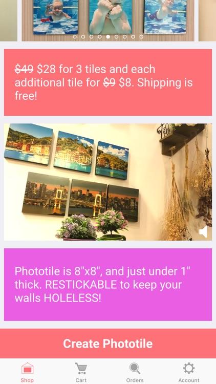 Photo Tiles by Phototile