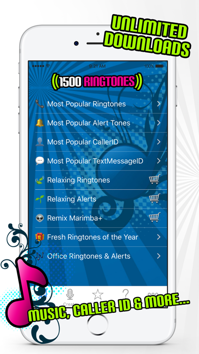 Top 10 Apps like Free Ultimate Ringtones - Music, Sound