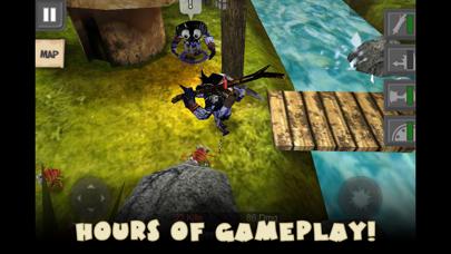 Bug Heroes Quest screenshot one