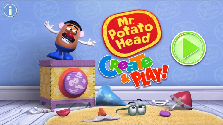 Mr Potato Head: Create & Play screenshot-0