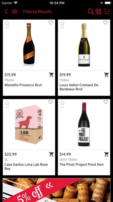 Cellar 53 Wines and Spirits screenshot four
