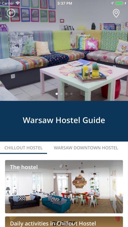 Warsaw Hostel Guide