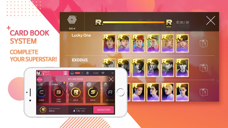 SuperStar SMTOWN screenshot-3