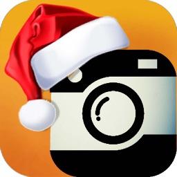 Christmas Photo Stickers,Frame