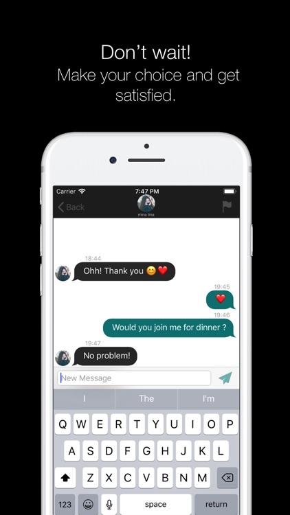 Lobster Dating Apps screenshot-4