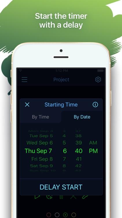 MultiTimer: Multiple timers screenshot-3