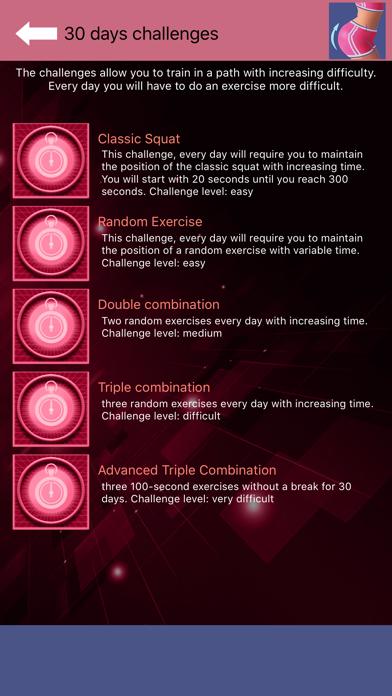 Buttocks Workout - Squat Bot screenshot 7