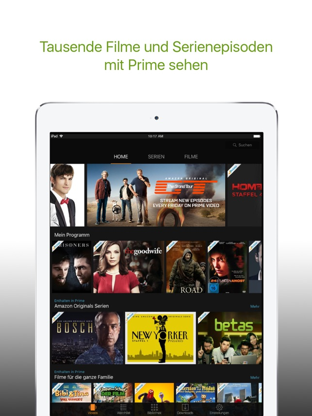 amazon instant video preis