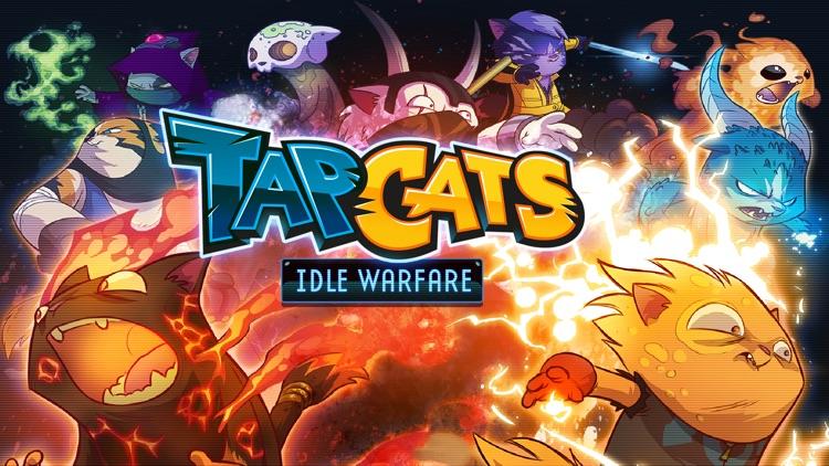 Tap Cats: Idle Warfare screenshot-0