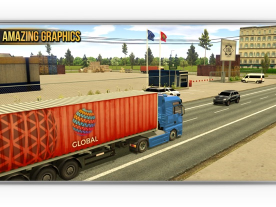 Truck Simulator 2018 : Europe screenshot 14