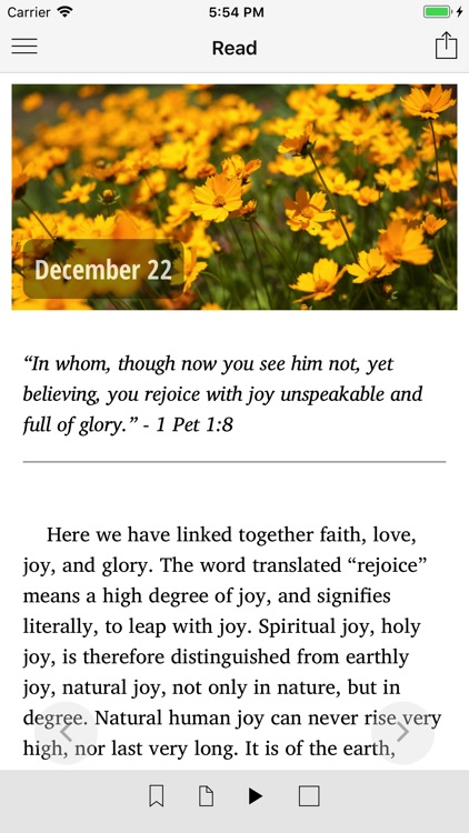God's Daily Wisdom For You screenshot-1