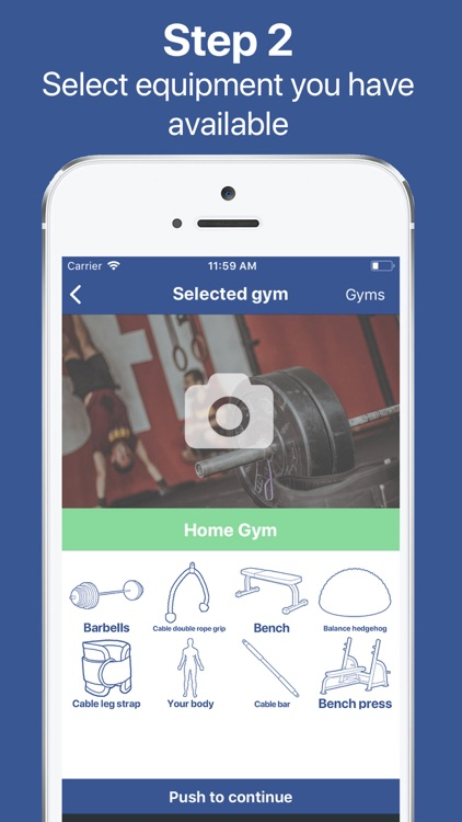 Gymster+ Gym Workout Tracker