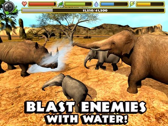Скачать игру Elephant Simulator