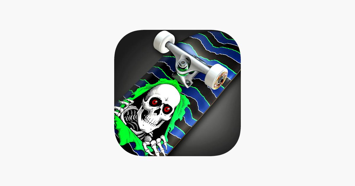 skateboard party 2 lite をapp storeで