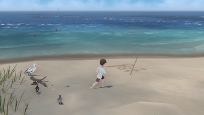 Screenshot from Storm Boy