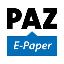 PAZ E-Paper