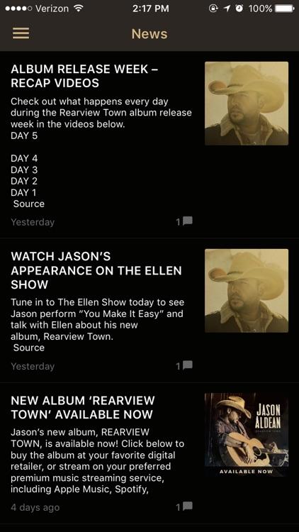 Jason Aldean screenshot-4