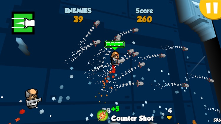Rocket Riot screenshot-4