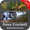 Davy Crockett NF HD GPS Charts