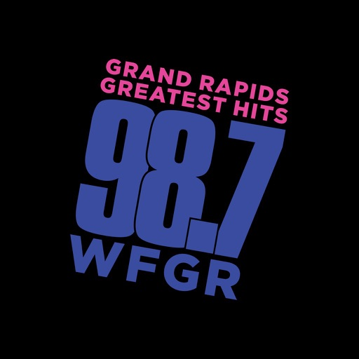 98.7 WFGR for iPhone