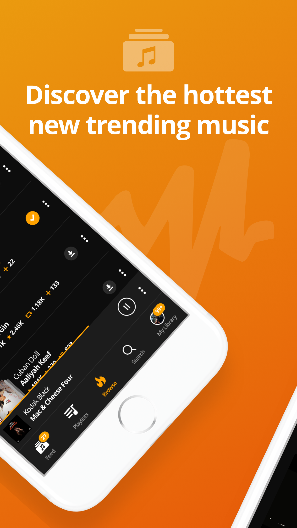 Audiomack | Download New Music Screenshot