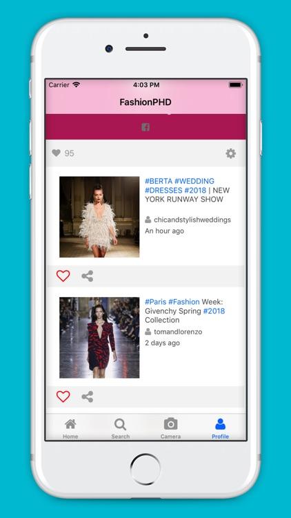 FashionPHD screenshot-3