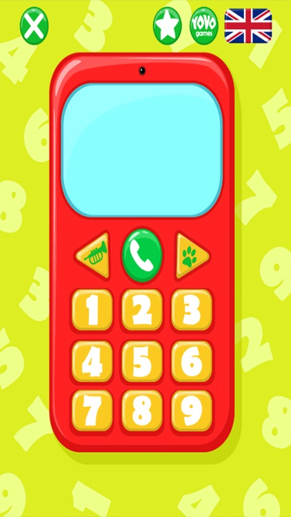 Baby Phone !!! screenshot-1