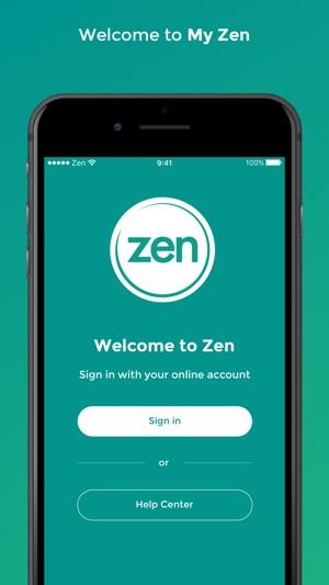 My Zen on the App Store