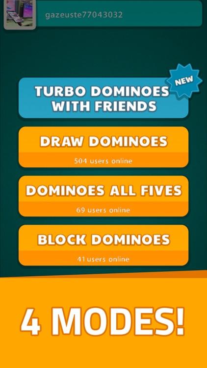 Dominoes: Classic Board Games screenshot-7