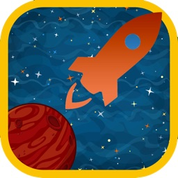 Space Rocketship Mars Escape
