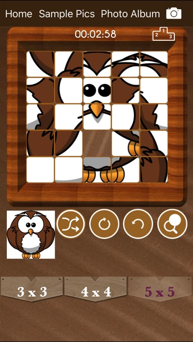Sliding Puzzle Mania : An Addictive Puzzle Game screenshot 2