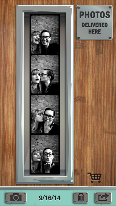 Pocketbooth Photo Booth review screenshots