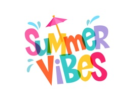 Summer Vibes stickers
