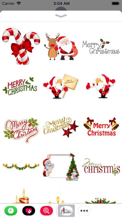 A Christmas  Stickers screenshot-0