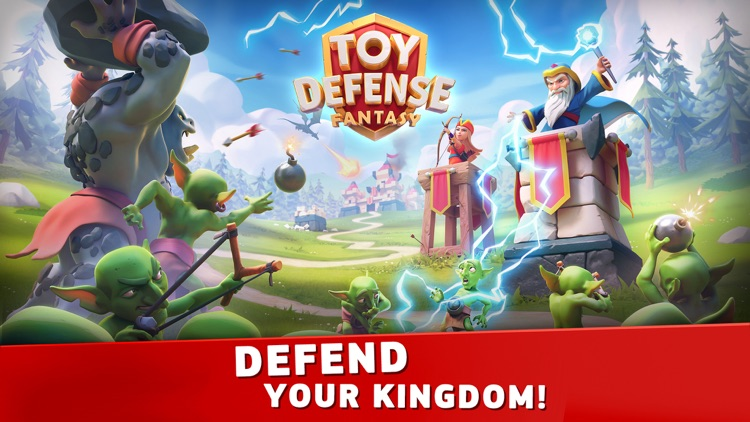 Toy Defense Fantasy screenshot-4