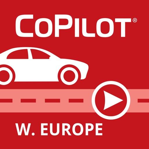 CoPilot Western Europe - Offline Sat-Nav & Maps