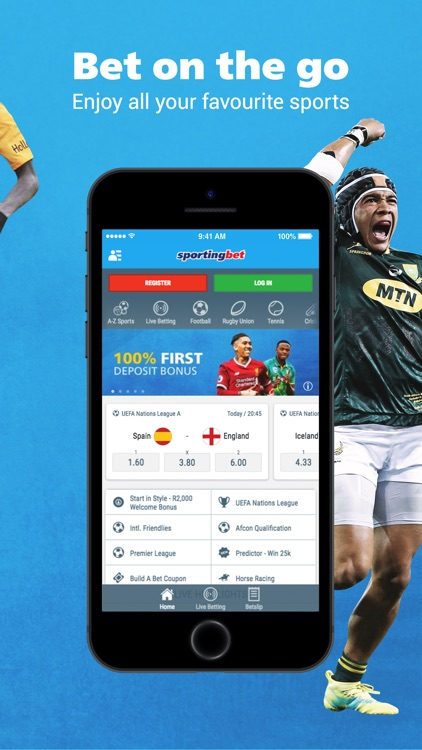Sportingbet Sports Betting