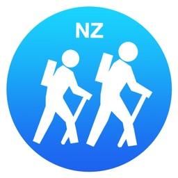 i Hike GPS NZ : Topo Maps