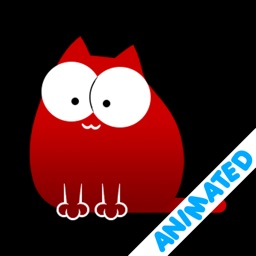 RED CAT (animated)