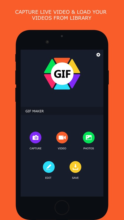GIF Maker Photo&Video to GIF screenshot-0